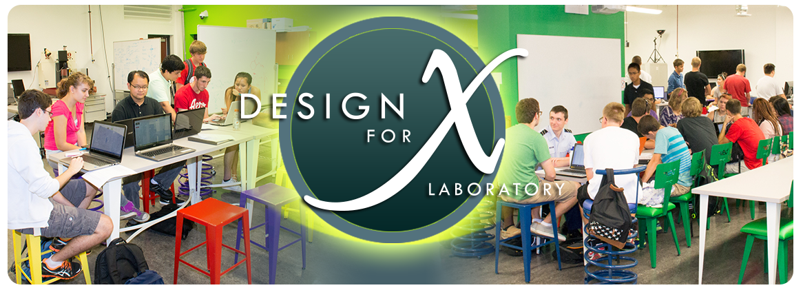 Introducing the Design for X Laboratory